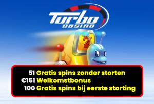 Turbo bonus live casino