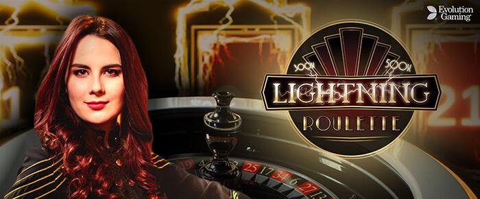 Live Lightning Roulette