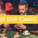 plaatje van top 5 live casino tips