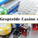 afbeelding meest gespeelde casino spellen